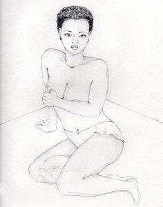 236x300 Afro American Drawings