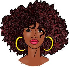236x231 Collection Of Black Girl With Natural Hair Drawing High