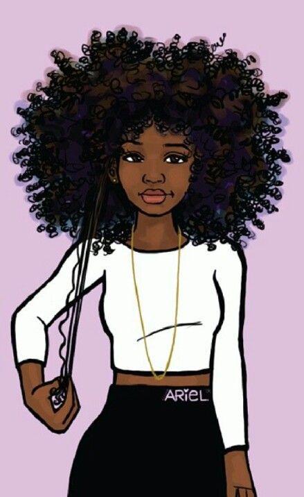 439x716 33 Best Beautiful Art! Images On Black Women Art