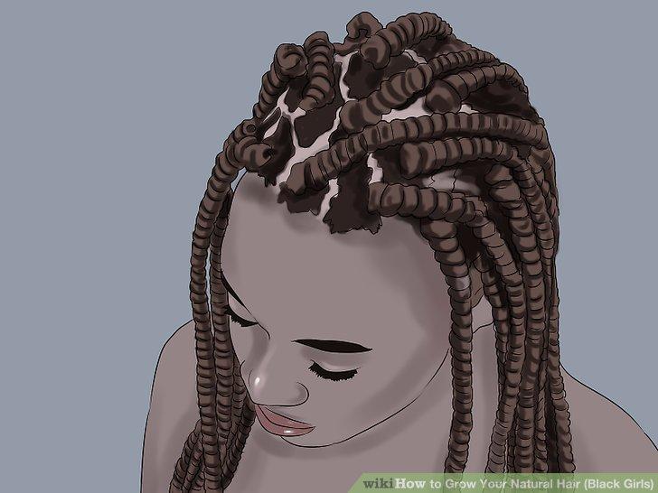 728x546 4 Ways To Grow Your Natural Hair (Black Girls)