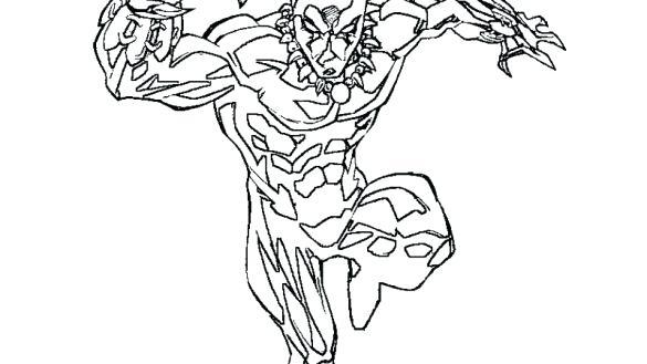 Black Panther Drawing Marvel At GetDrawings.com