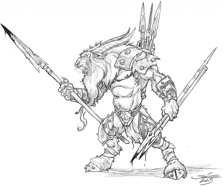 Blizzard Drawing