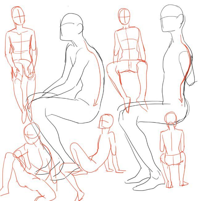 655x651 Art Reference Poses