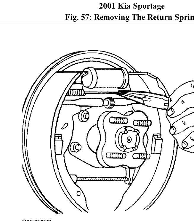 655x746 I Need A Diagram Of Rear Brake Assembly For 2001 Kia Sportage