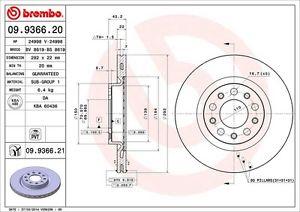 300x212 Alfa Romeo 159 Jtdm Brera Spider 3.2 Q4 Ventilated Rear Brake Disc
