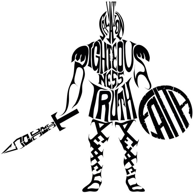 640x640 The Full Armor Of God. (1) The Belt Of Truth (2) The Breastplate