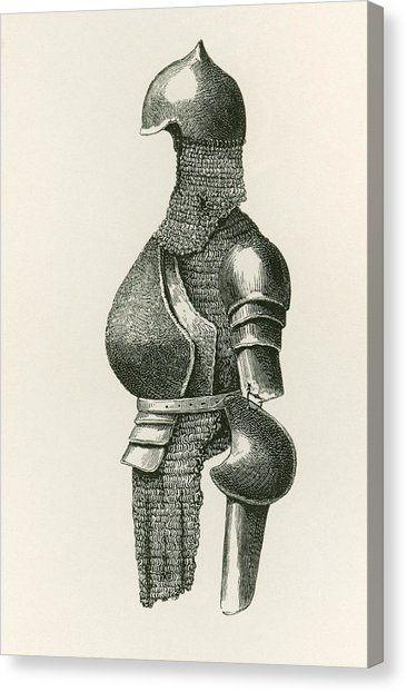 366x622 Globose Breastplate With Back Piece Drawing By Vintage Design Pics