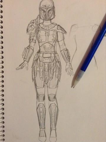 359x480 Making Mandalorian Armor Adafruit Industries Makers, Hackers