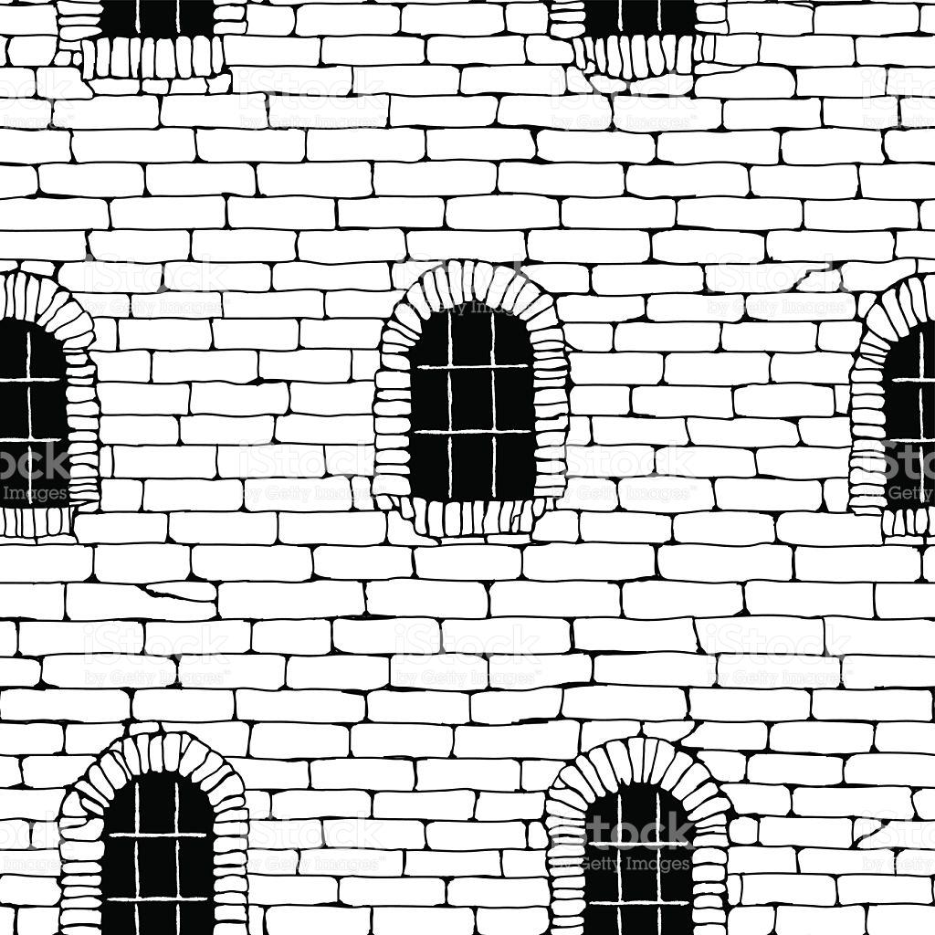 1024x1024 Drawn Background Brick