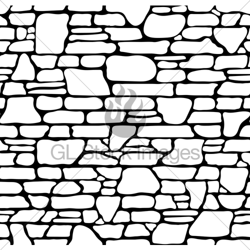 500x500 Seamless Stone Texture Gl Stock Images