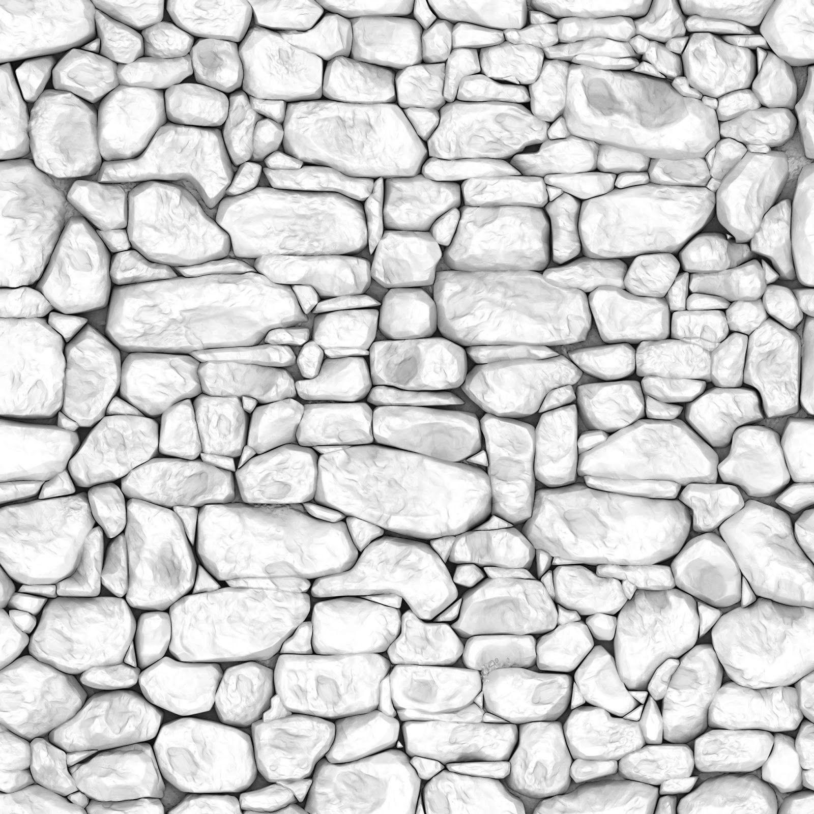 1600x1600 Alpha Brush Stone Block Alpha