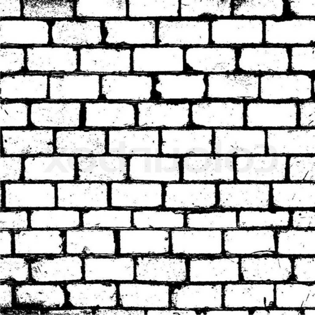 1024x1024 Brick Wall Section Drawing Brick Wall Texture For Incredible