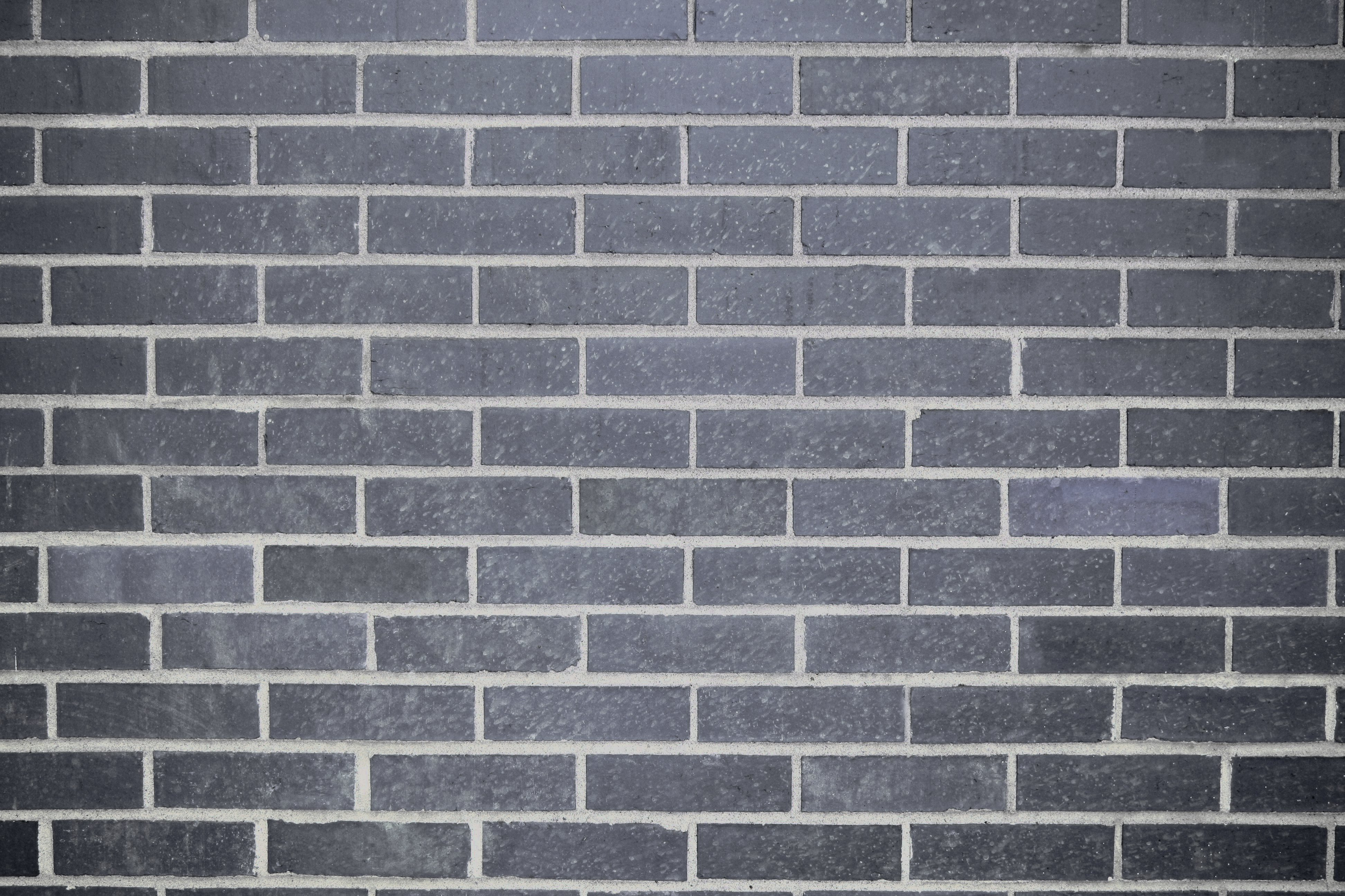 3888x2592 Gray Brick Wall Texture Picture Free Photograph Photos Public