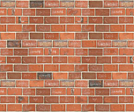 453x377 Brown Brick Wall Texture Drawi