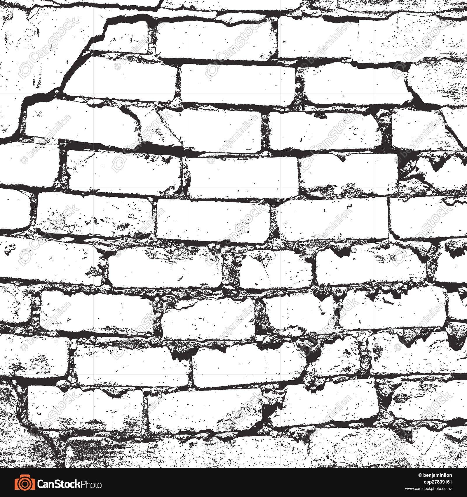 1600x1700 Bricks Damaged. Brick Wall Overlay Texture
