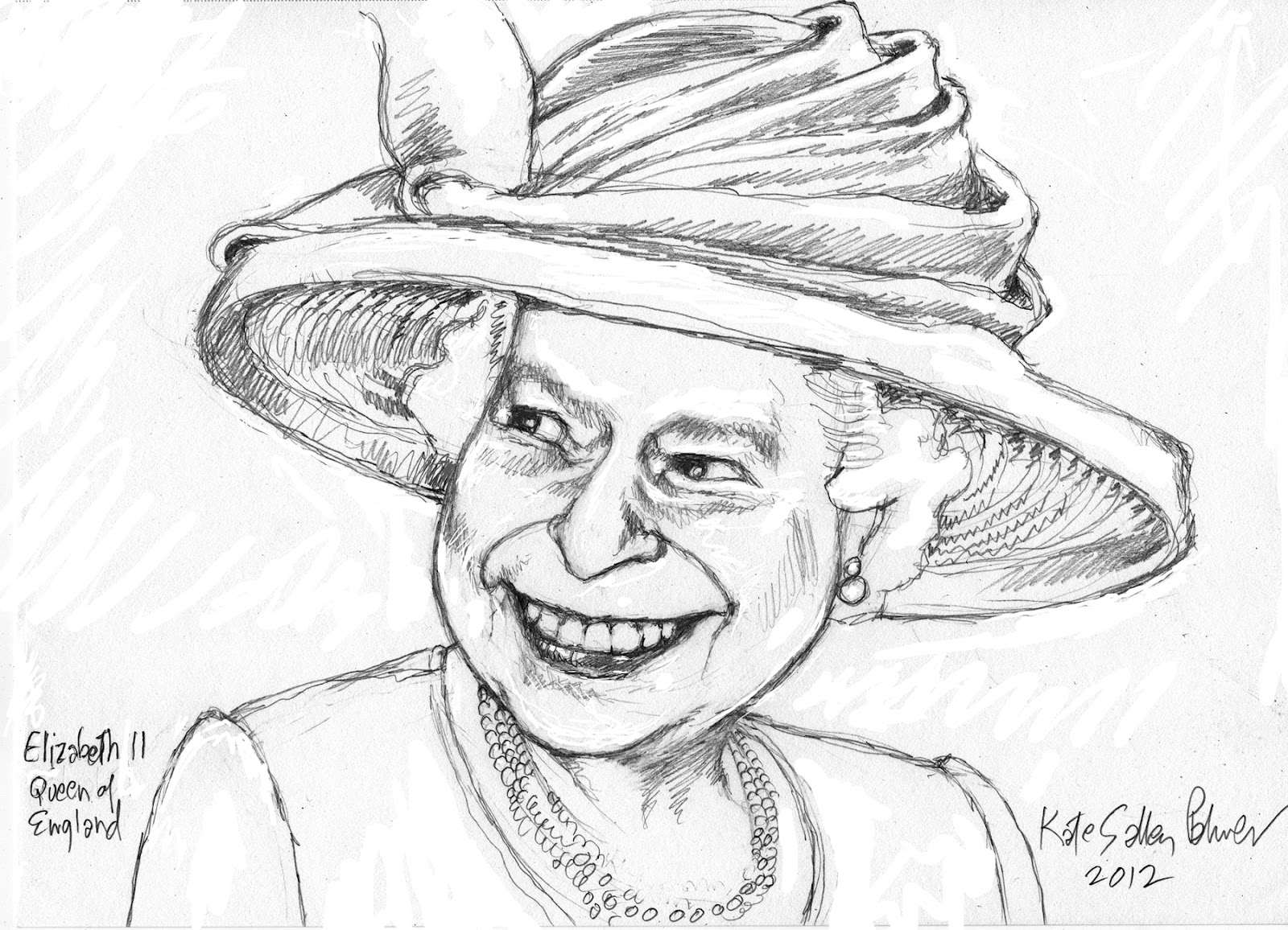 1600x1156 Pretty Is As Pretty Does Drawings British Royalty 'Cause