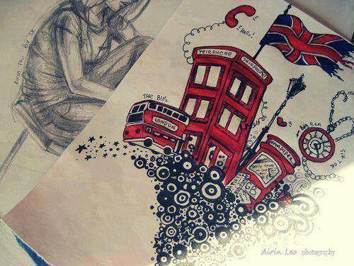 500x375 Best 82 London Drawings Ideas On London Drawing