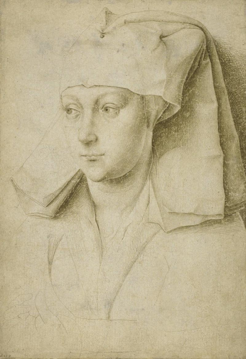 800x1164 Drawing In Silver And Gold Leonardo To Jasper Johns, British