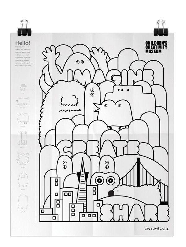 Brochure Drawing