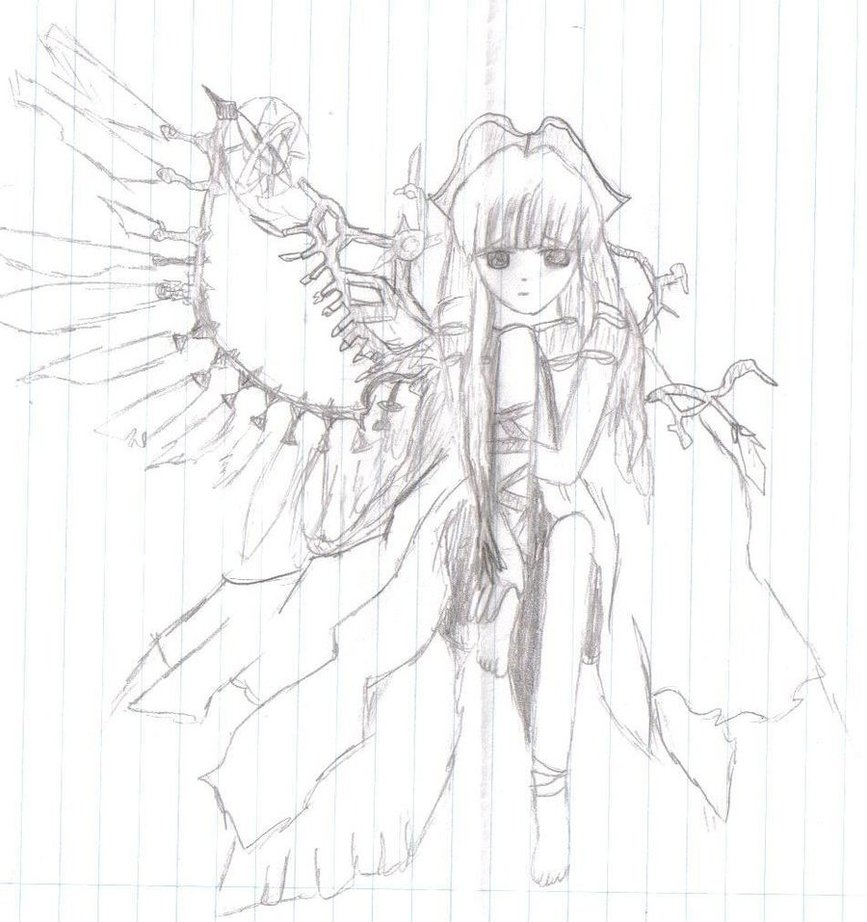 867x922 Angel With Broken Wings By Rosewitchlovesyusei