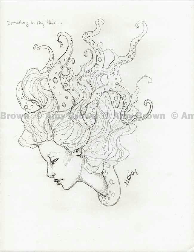 Brow Drawing
