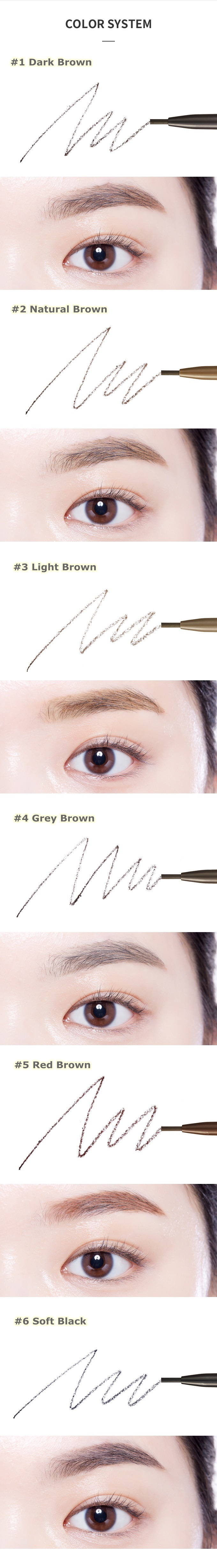 680x4907 Etude House Drawing Slim Eye Brow 1.5mm