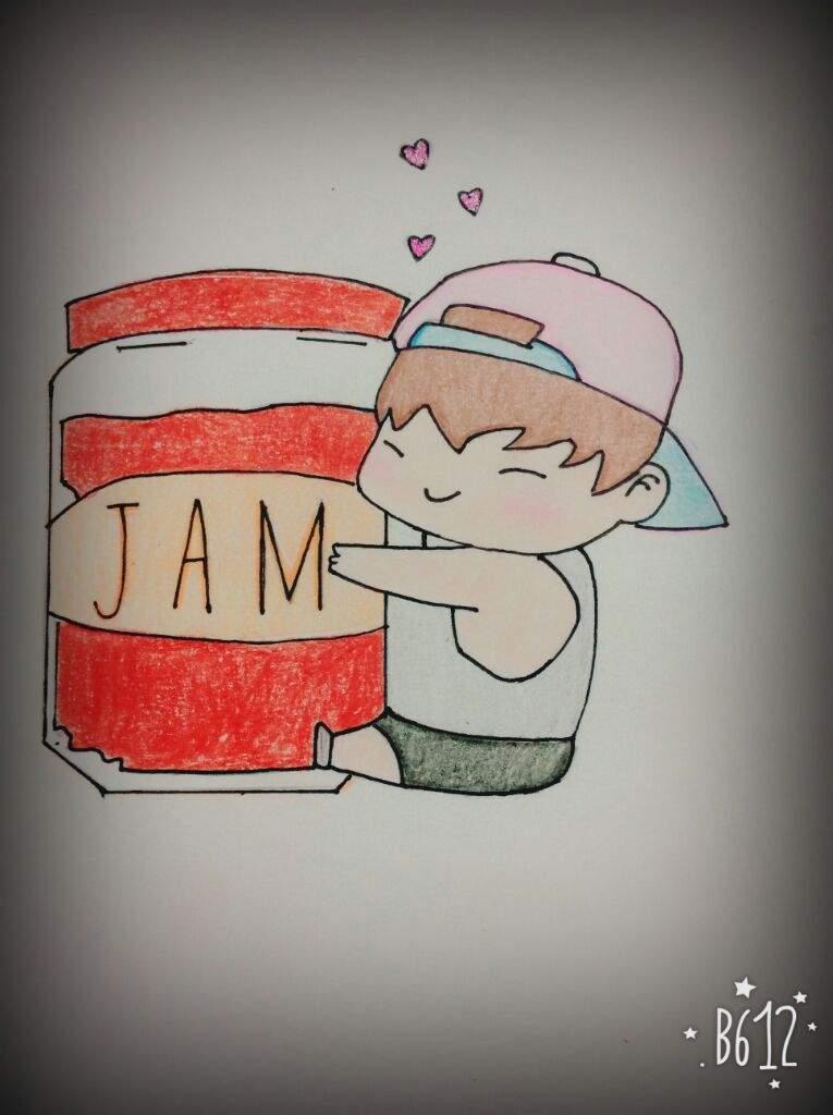 765x1024 Park Jimin Chibi Fan Art + Tutorial Army's Amino