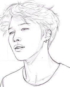 236x294 Collection Of Bts Drawing Easy Jimin High Quality, Free