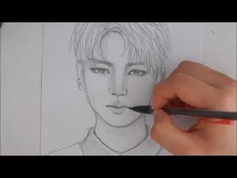 480x360 Drawing Jimin Tutorial