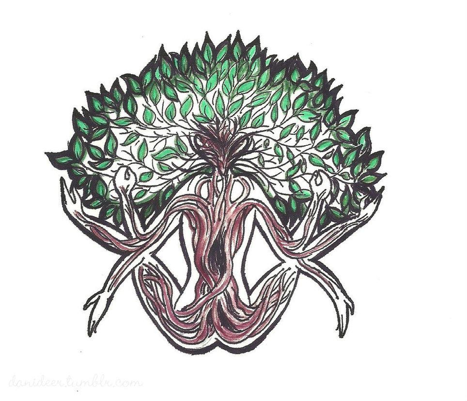 964x828 The Bodhi Body Tree By Dani Califlorida