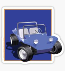 210x230 Dune Buggy Drawing Stickers Redbubble