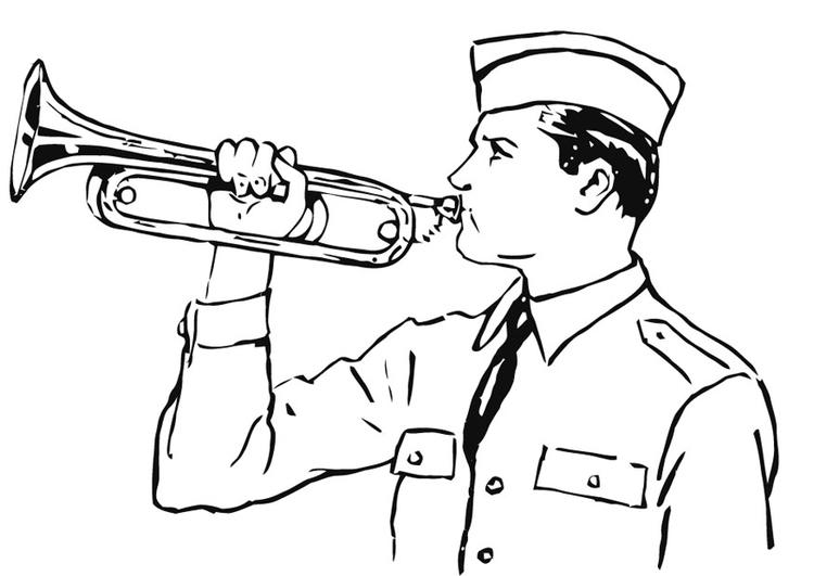 750x531 Learning To Play The Bugle Taps Bugler Jari Villanueva
