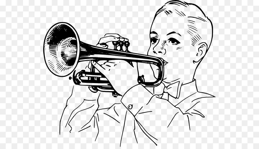 900x520 Trumpet Clip Art
