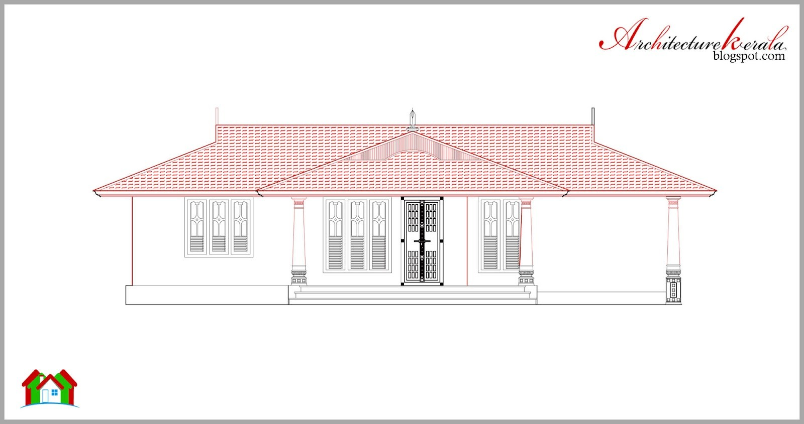 Plan Elevation Section Pdf : Building drawing plan elevation section pdf at getdrawings