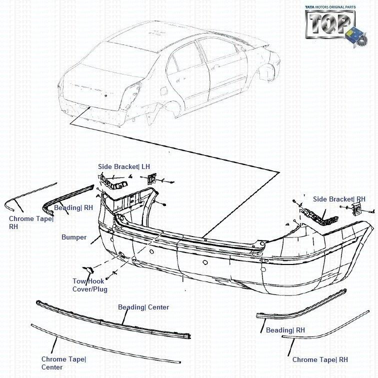 Bumper Drawing At Getdrawings Com