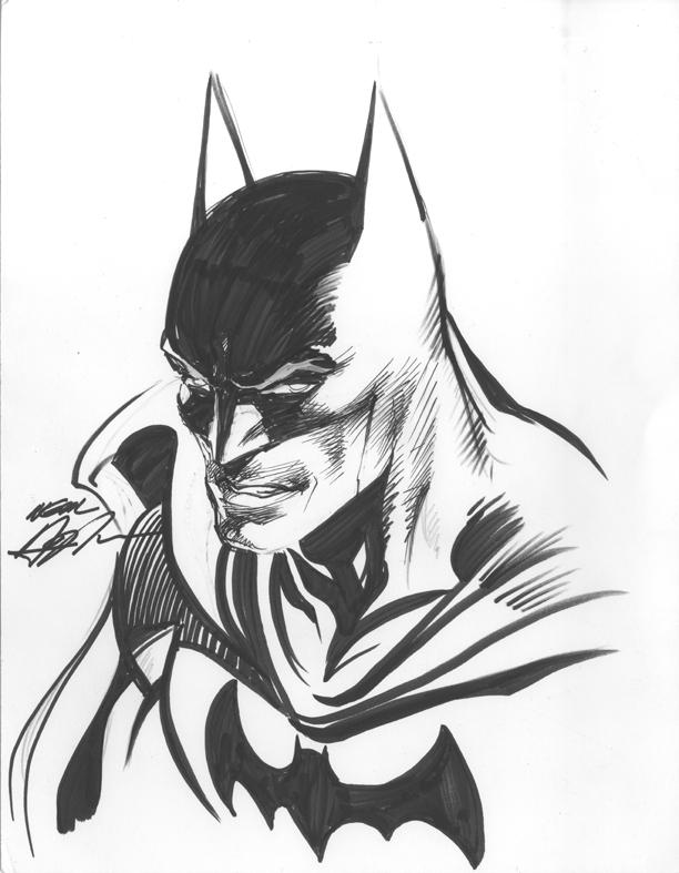612x787 Batman Bust 4