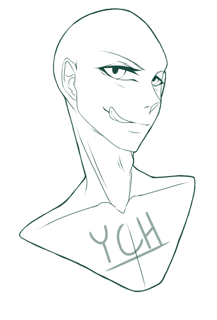 737x1084 Bust Male Ych Closed By 0 Nazaki 0 Art Pose Reference