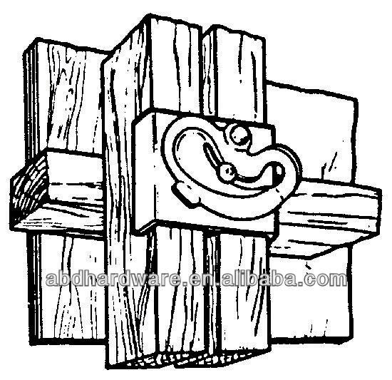 550x533 Concrete C Clampjohn C Bracket,formwork Panel