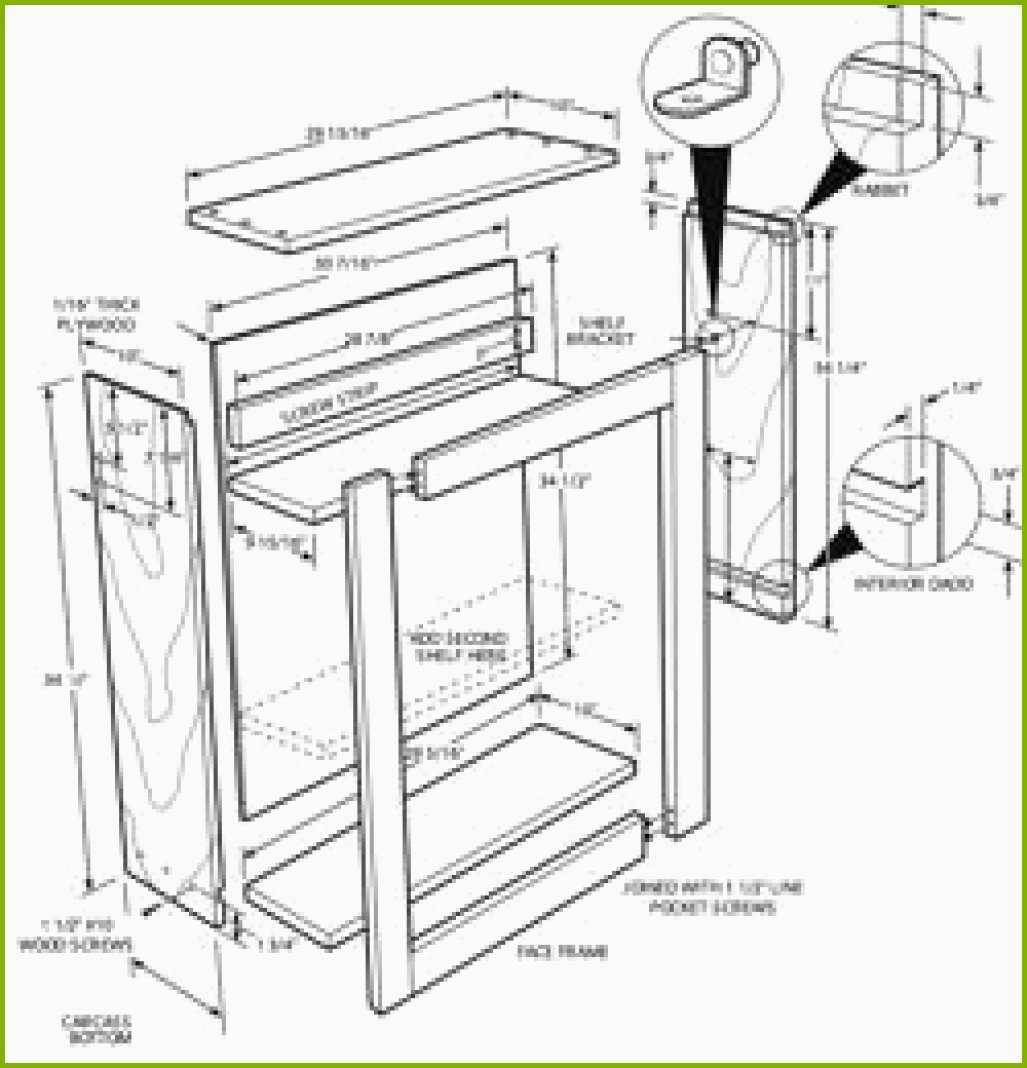 1027x1068 Kitchen Cabinet Diagrams Best Kitchen Gallery Rachelxblog Cad