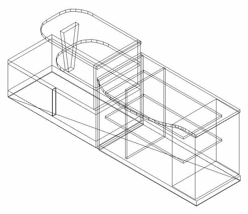 800x691 Off Tv Cabinet Cad 3d Drawings, Autocad Drawing, Autocad Dwg