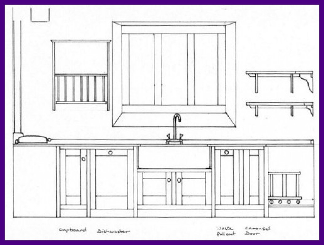 Cabinet Drawing At Getdrawings Com Free For Personal Use Cabinet