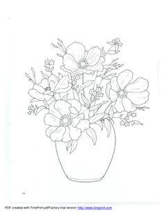 236x305 Calla Lily Drawing