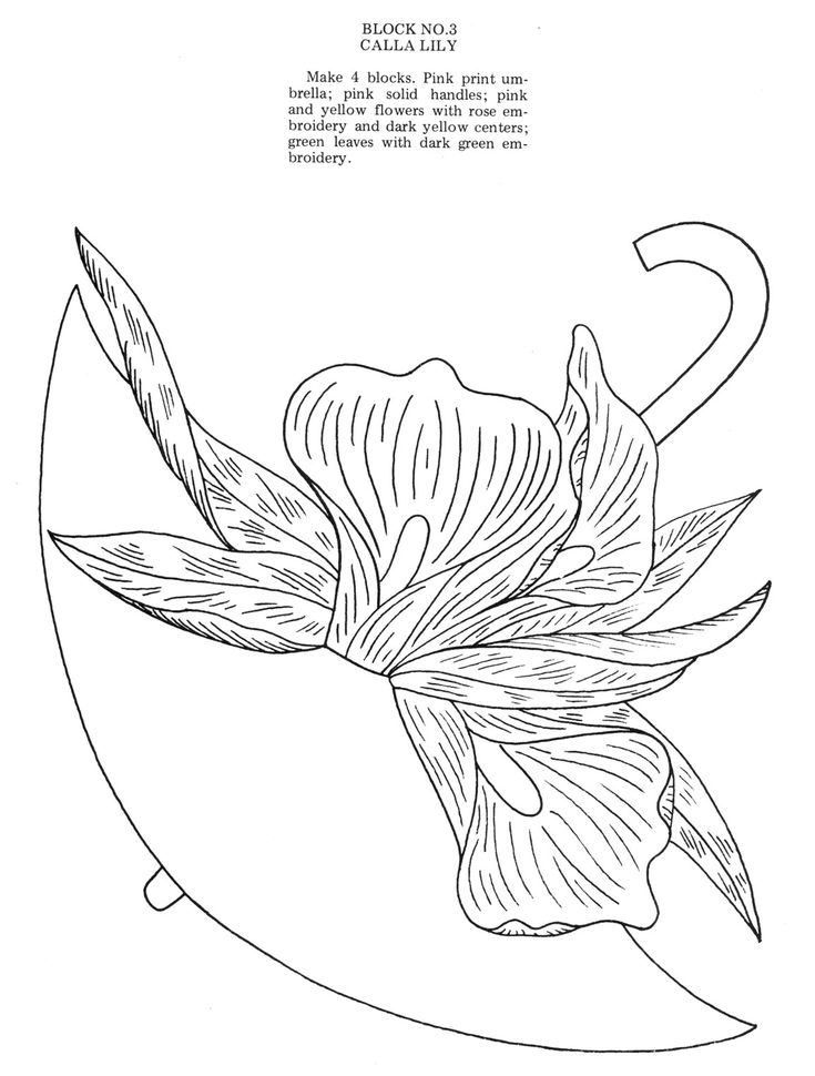 735x970 93 Best Calla Lilly Applique Images On Calla Lily
