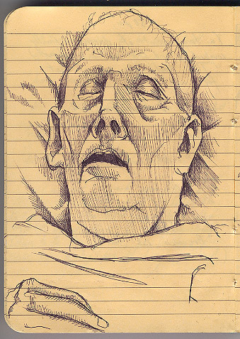 339x477 Dad Cancer Sketch This Drawing Of My Father Was Done