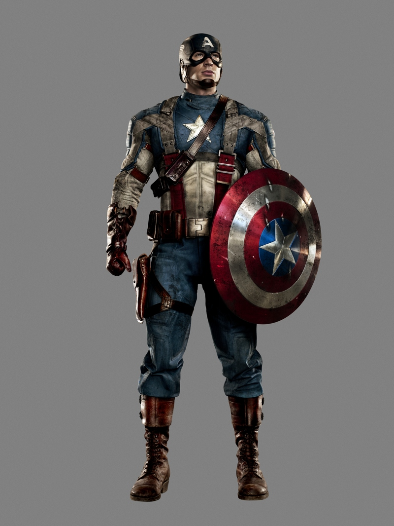 Captain America The First Avenger Drawing at GetDrawings com