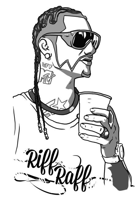 450x675 In Case You Missed Our Interview With Riff Raff, Here It Is Http