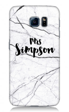 295x473 Personalised Samsung Galaxy S6 Case (Not Edge)