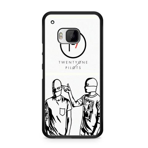 480x480 Tyler Joseph And Josh Dun Drawing 21 Pilots For Htc One M9