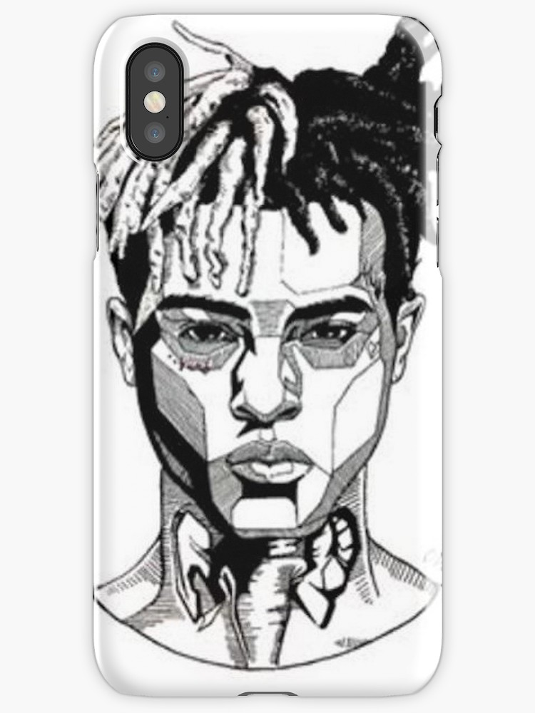 750x1000 Xxx Tentacion Drawing Iphone Cases Amp Covers By Reillymonroe