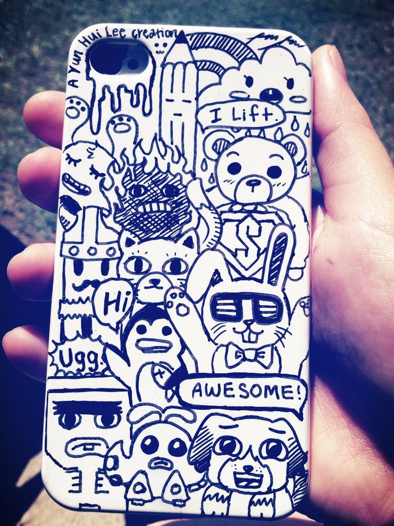 774x1032 Iphone Case Drawing By Yun Hui Lee